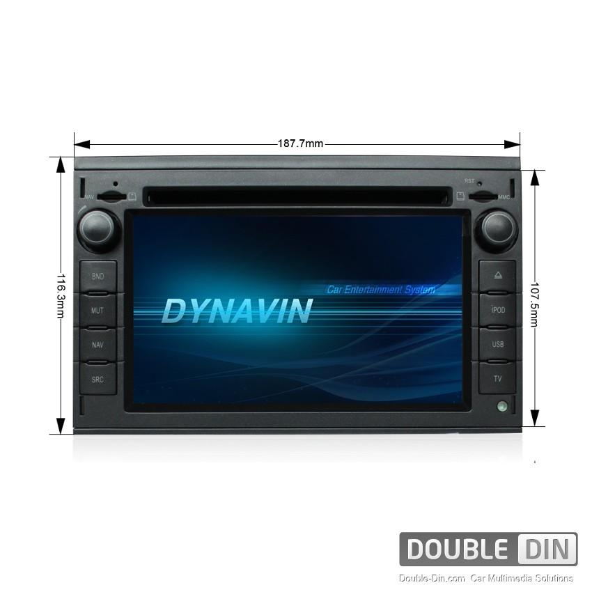 Универсална Навигация / Мултимедия DYNAVIN  - N6-6201