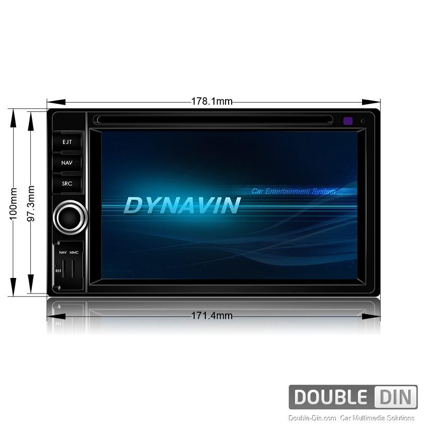 Универсална Навигация / Мултимедия DYNAVIN  - N6-6205