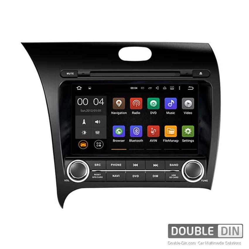 Навигация / Мултимедия с Android 10 за Kia K3  - DD-5509