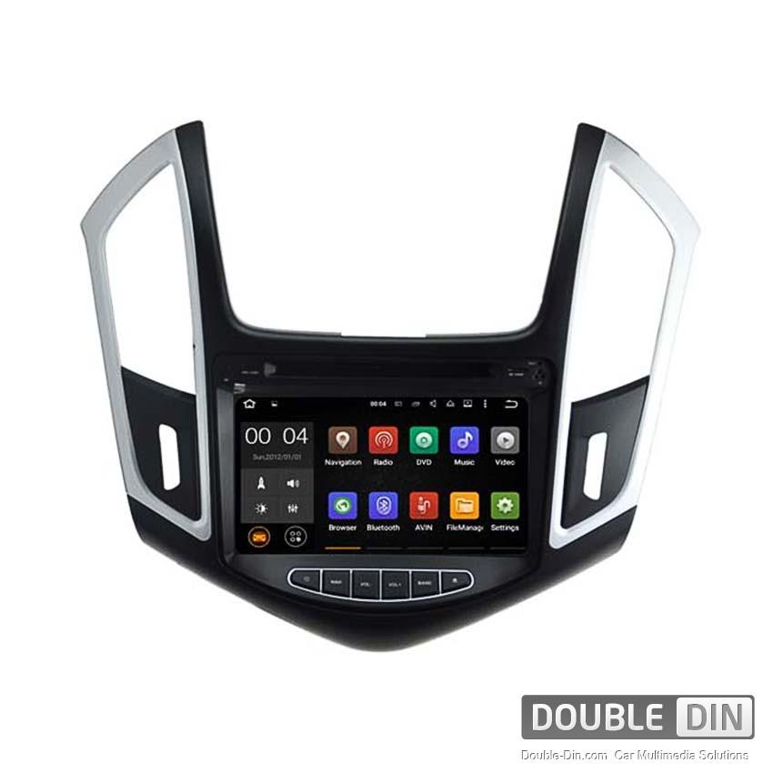 Навигация / Мултимедия с Android 8.0 или 7.1 за Chevrolet Cruze  - DD-5526