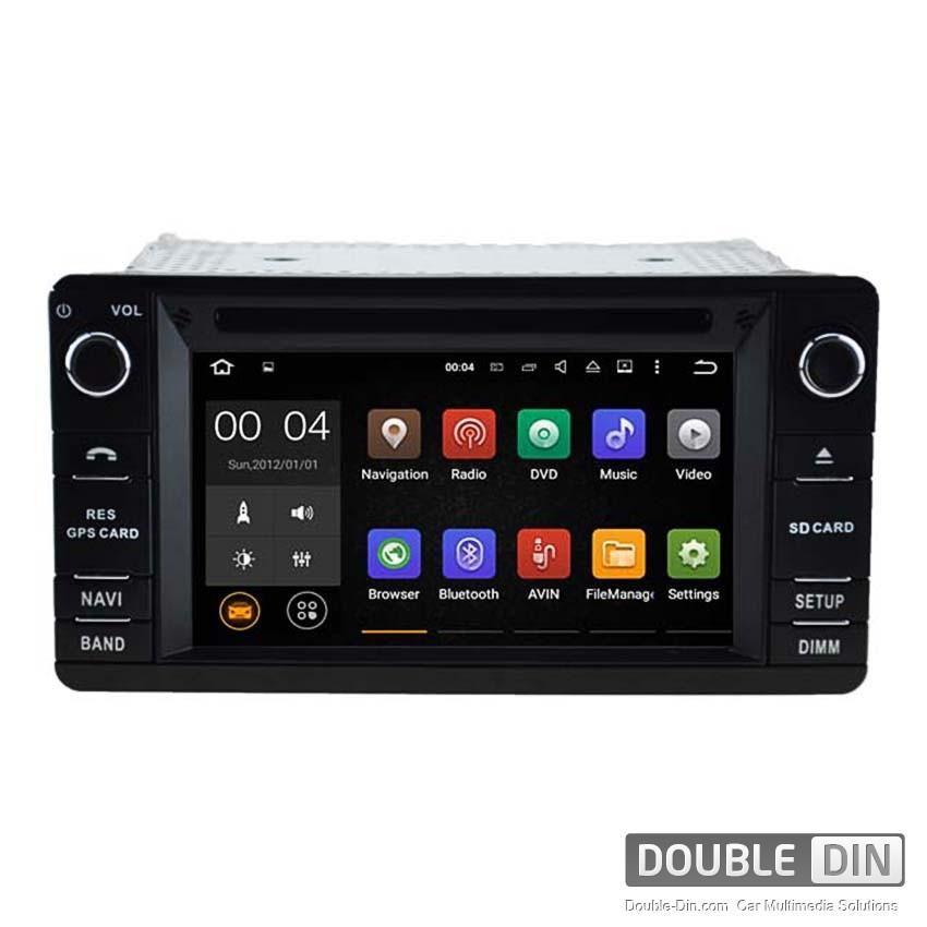 Навигация / Мултимедия с Android 8.0 или 7.1 за Mitsubishi Outlander,Lancer-X, ASX  - DD-5557