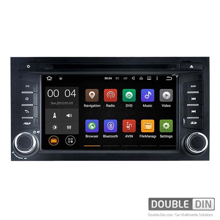 Навигация / Мултимедия с Android 6.0 или 7.1 за Seat Leon  - DD-5570