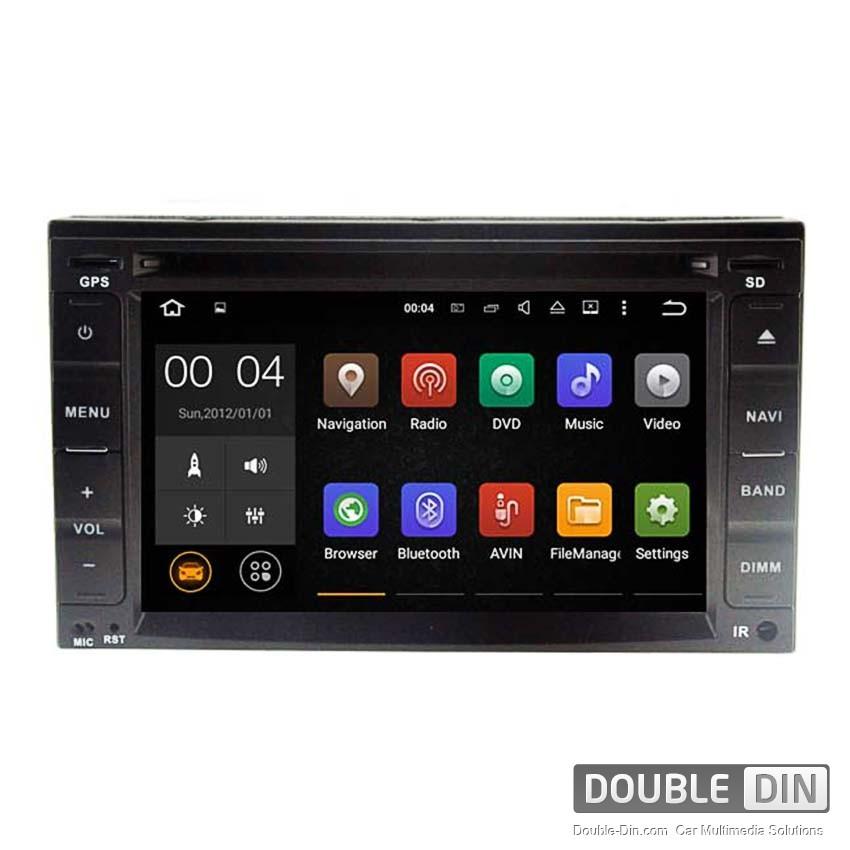Навигация / Мултимедия с Android 10 за Nissan Qashqai, X-Trail и други  - DD-5589