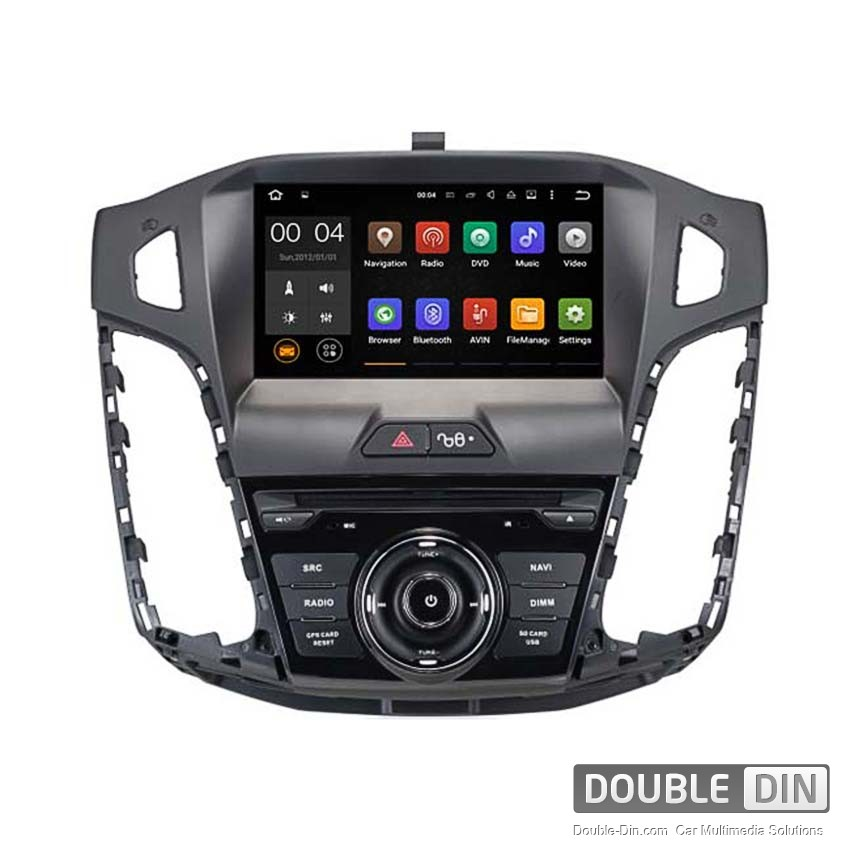 Навигация / Мултимедия с Android 10 за Ford Focus  - DD-5712