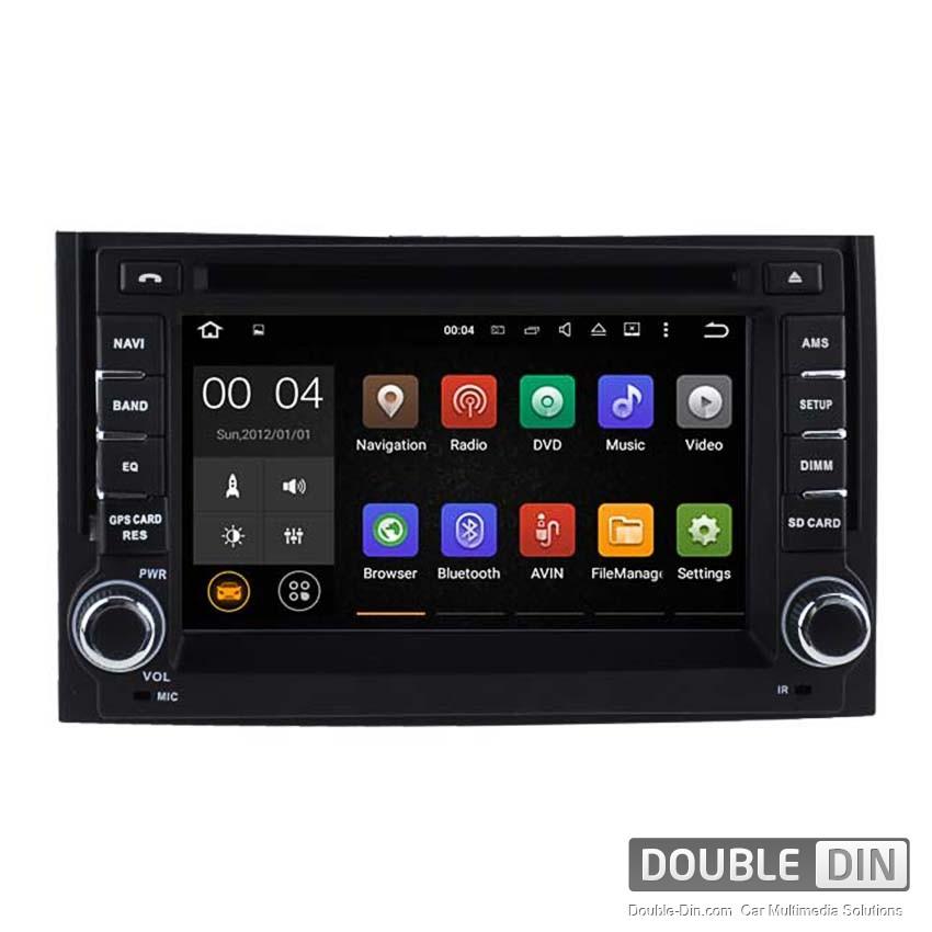 Навигация / Мултимедия с Android 8.0 или 7.1 за Hyundai H1, iMax и други  - DD-5542
