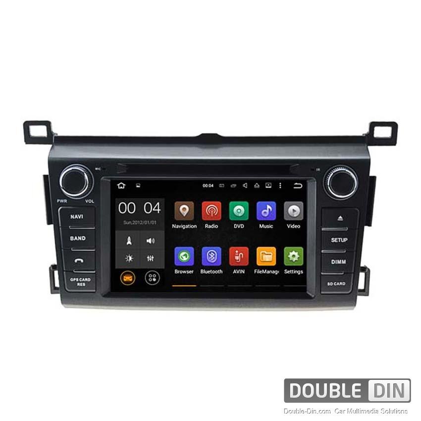 Навигация / Мултимедия с Android 8.0 или 8.1 за Toyota RAV4  - DD-5746