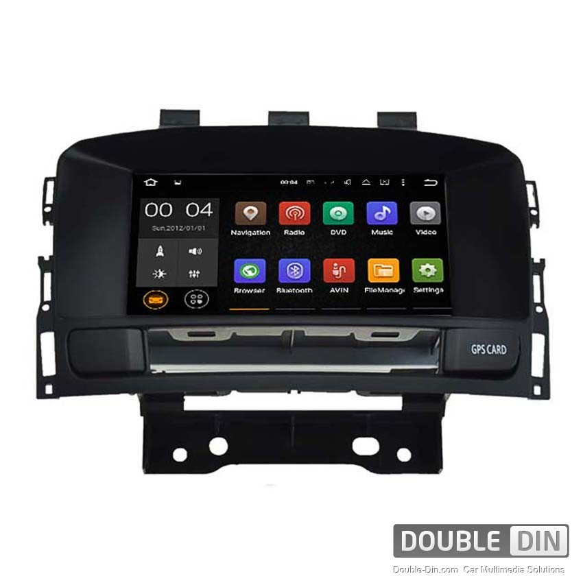 Навигация / Мултимедия с Android 8.0 или 7.1 за Opel Astra J  - DD-5754