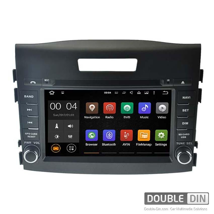 Навигация / Мултимедия с Android 8.0 или 7.1 за Honda CR-V  - DD-5756