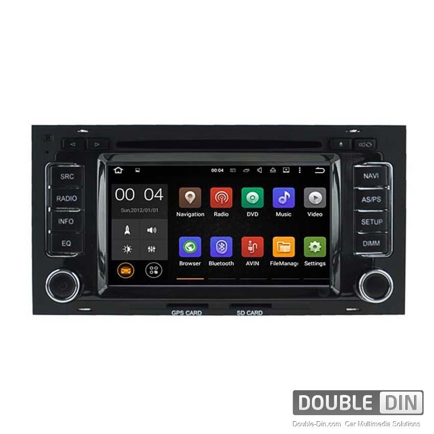 Навигация / Мултимедия с Android 8.0 или 8.1 за VW Touareg, T5 Multivan  - DD-5769