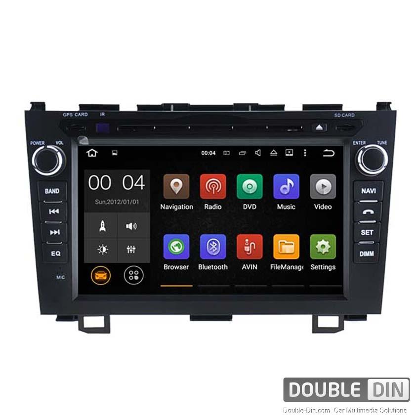 Навигация / Мултимедия с Android 8.0 или 8.1 за Honda CR-V - DD-5789