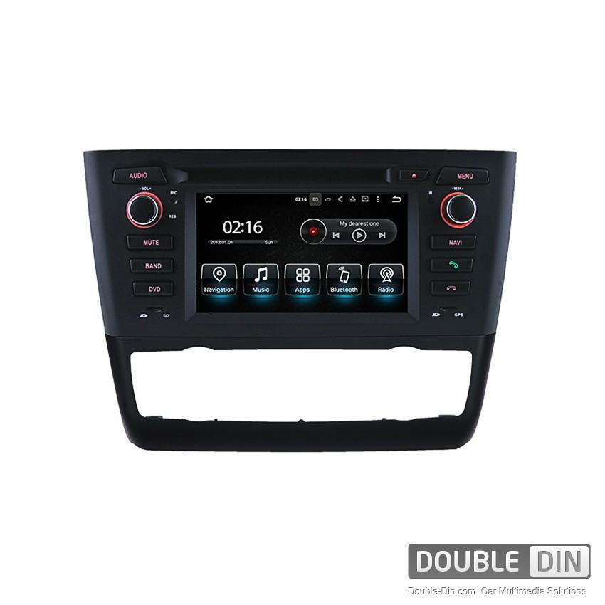Навигация / Мултимедия с Android 8.0 или 8.1 за BMW E81, E82 , E88 - DD-8820
