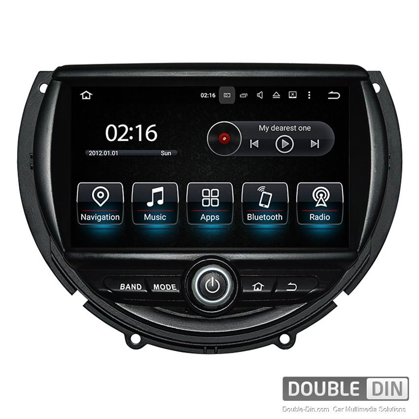 Навигация / Мултимедия с Android 8.0 или 8.1 за Mini Cooper - DD-8845