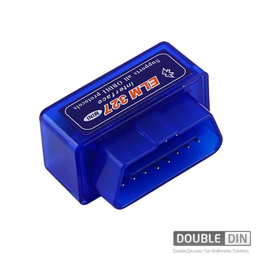 OBD II Bluetooth адаптер