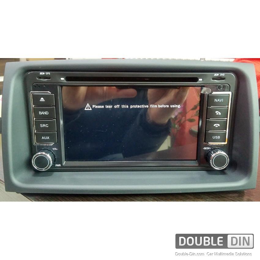 Навигация / Мултимедия с Android 7.1 NOUGAT за Toyota Corolla Verso (2001-2004) - DD-Q071