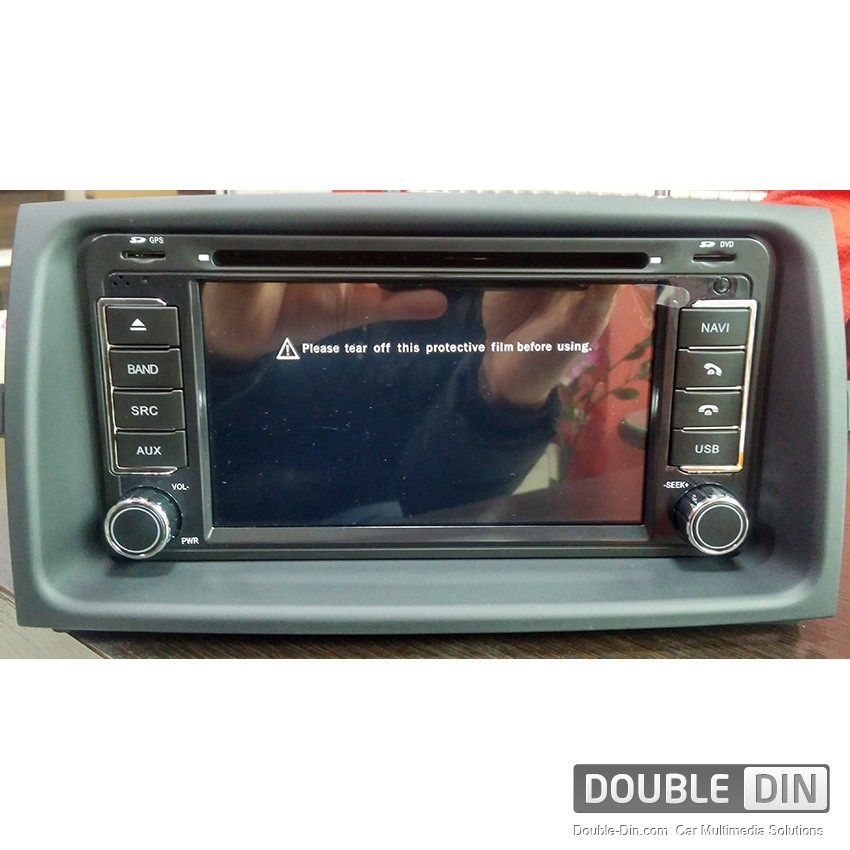 Навигация / Мултимедия с Android 8.0 Oreo за Toyota Corolla Verso (2001-2004) - DD-Q071