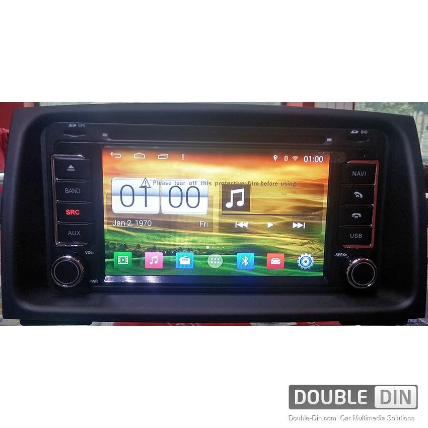 Навигация / Мултимедия с Android за Toyota Corolla Verso (2001-2004) - DD-M071