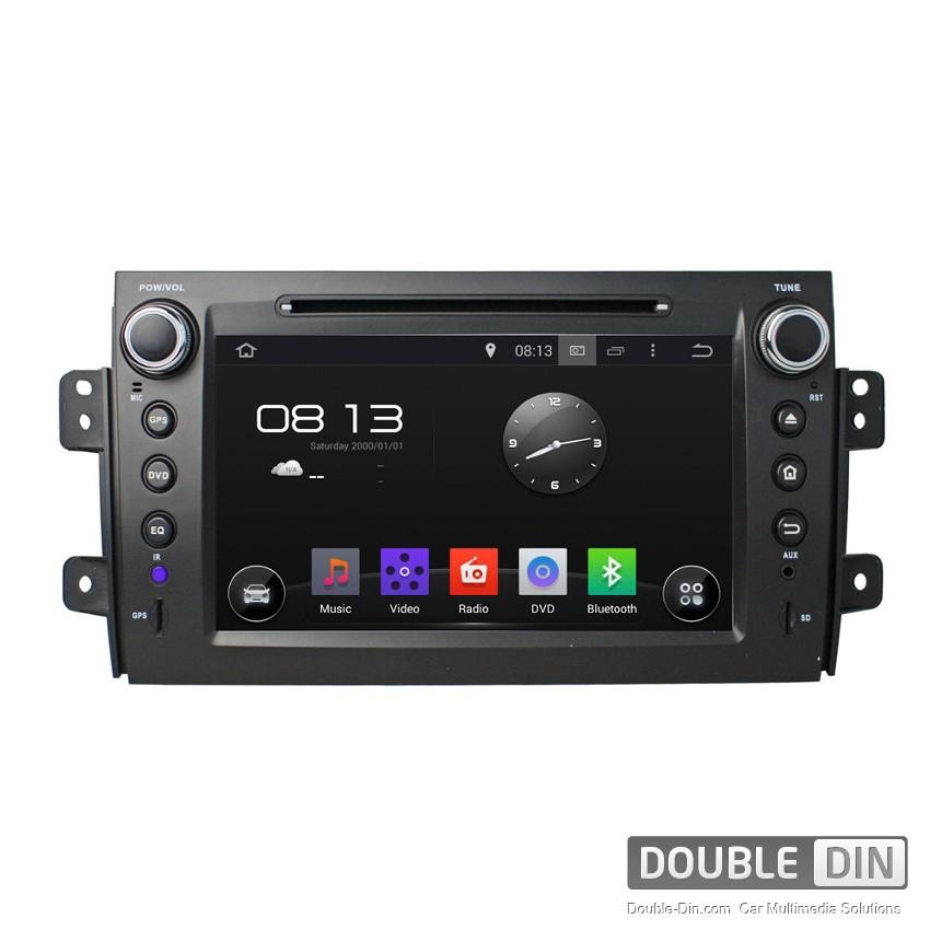 Навигация / Мултимедия с Android 8.0 или 7.1 за Suzuki SX4 - DD-8072