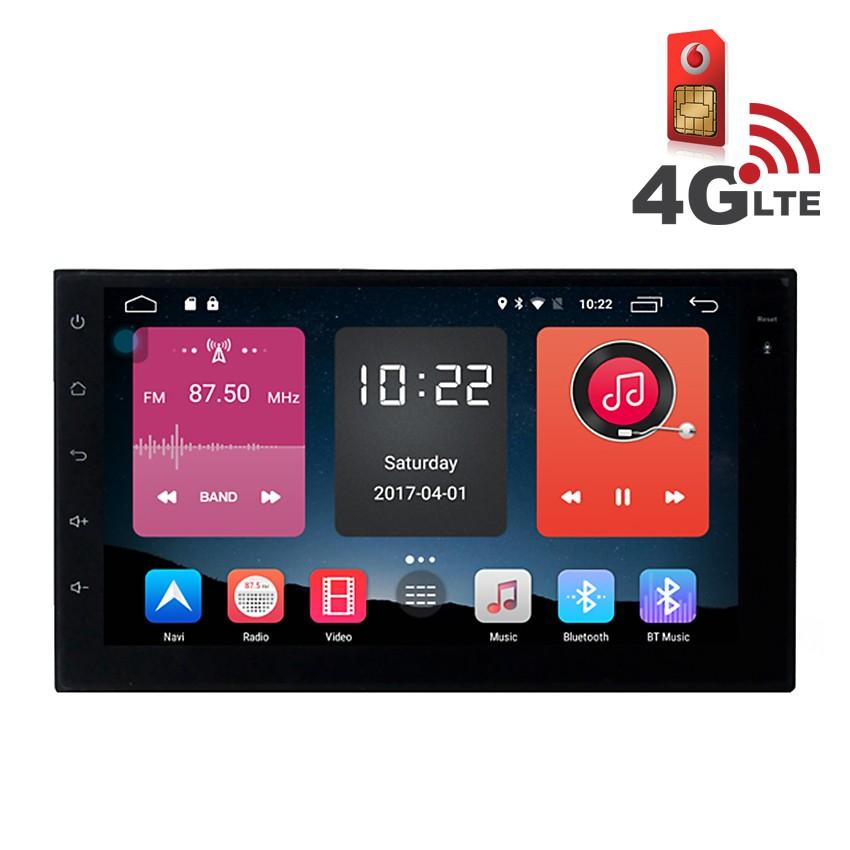 Универсална Навигация / Мултимедия с Android 6.0 и 4G/LTE DD-K7927