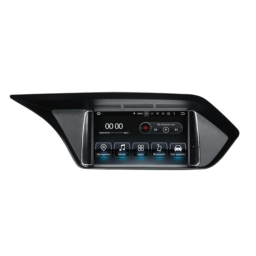 Навигация / Мултимедия с Android 8.0 или 8.1 за Mercedes E-class W212 - DD-8502