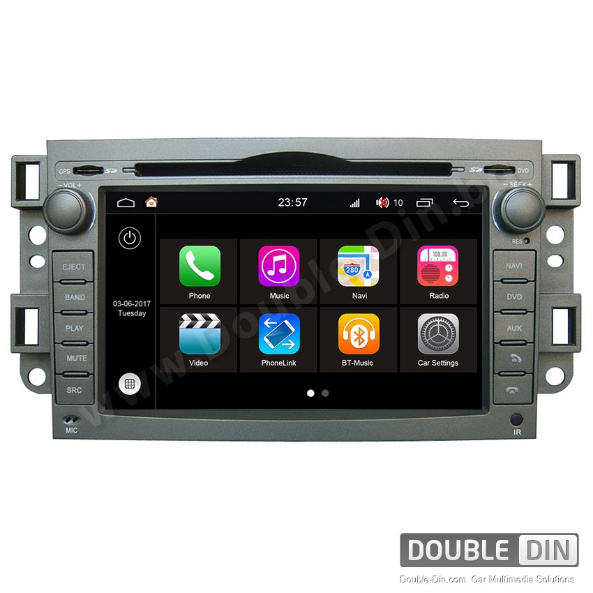 Навигация / Мултимедия с Android 8.0 OREO за Chevrolet Captiva, Epica и други - DD-W020