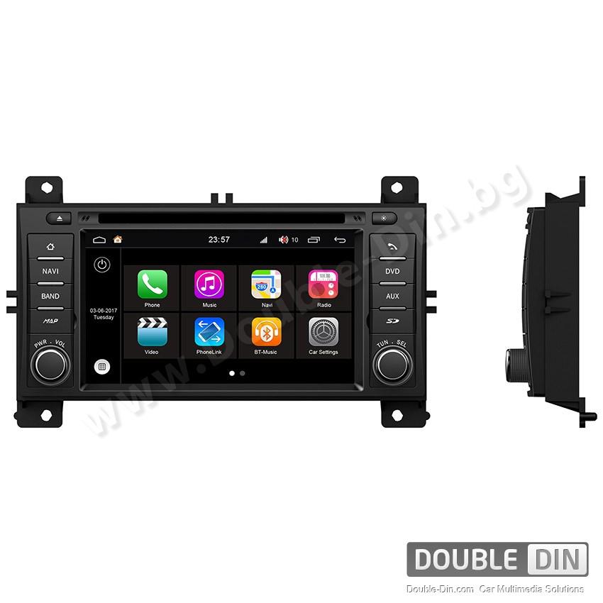 Навигация / Мултимедия с Android 7.1 NOUGAT за Jeep Grand Cherokee - DD-Q263