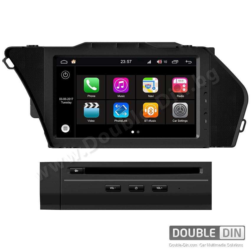 Навигация / Мултимедия с Android 7.1 NOUGAT за Mercedes GLK - DD-Q266