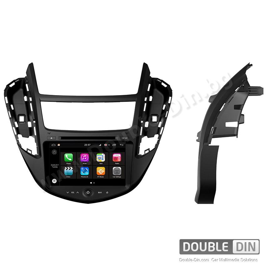 Навигация / Мултимедия с Android 7.1 NOUGAT за Chevrolet  Trax - DD-Q309