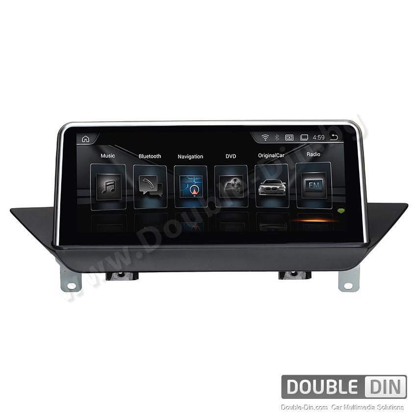 Навигация / Мултимедия с Android за BMW X1 CIC Е84 с голям екран - DD-8239