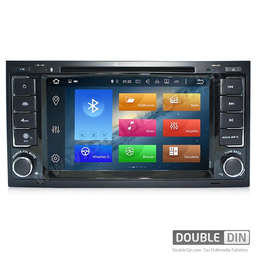 Навигация / Мултимедия с Android 6.0 за VW Touareg, T5 Multivan - DD-7601