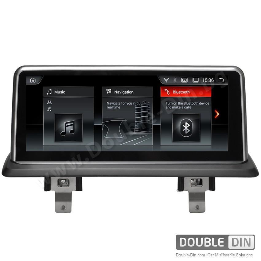 Навигация / Мултимедия с Android 9.0 Pie за BMW 1 - Навигация / Мултимедия с Android за BMW 1 - E81, E82, E87, E88 с голям екран - DD-8251 с голям екран - DD-8251