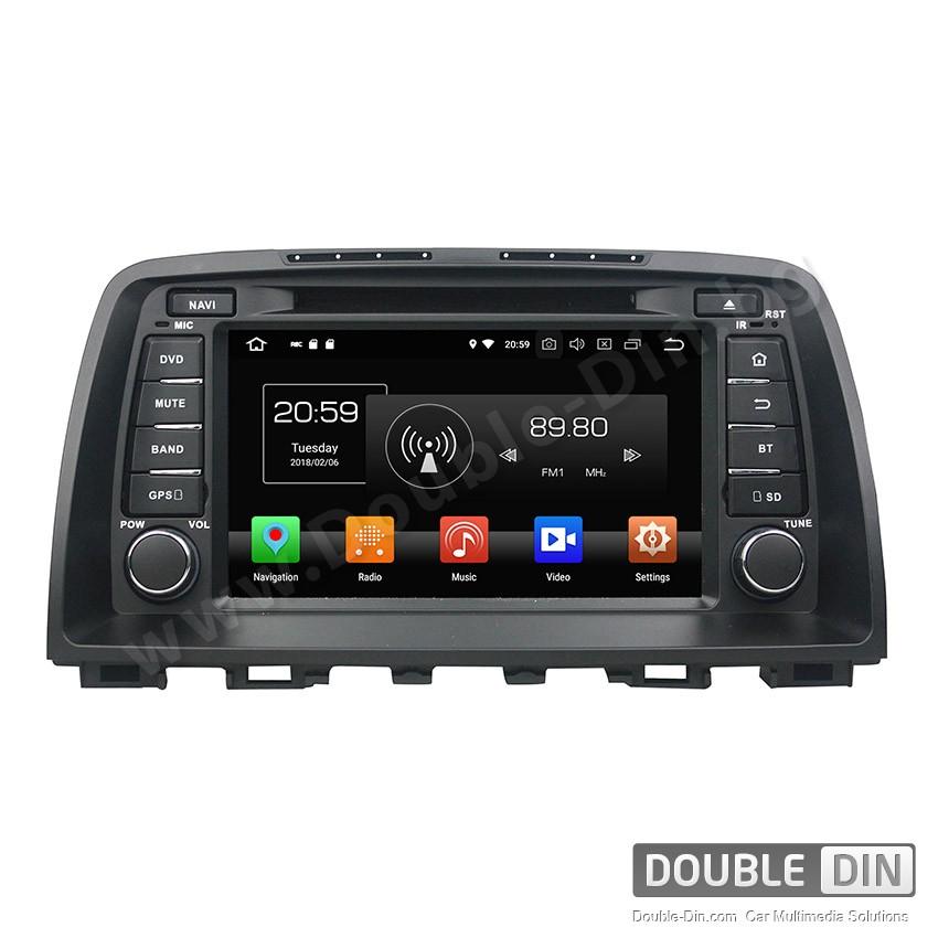 Навигация / Мултимедия с Android 7.1 или 8.0 за Mazda CX-5  - DD-8236