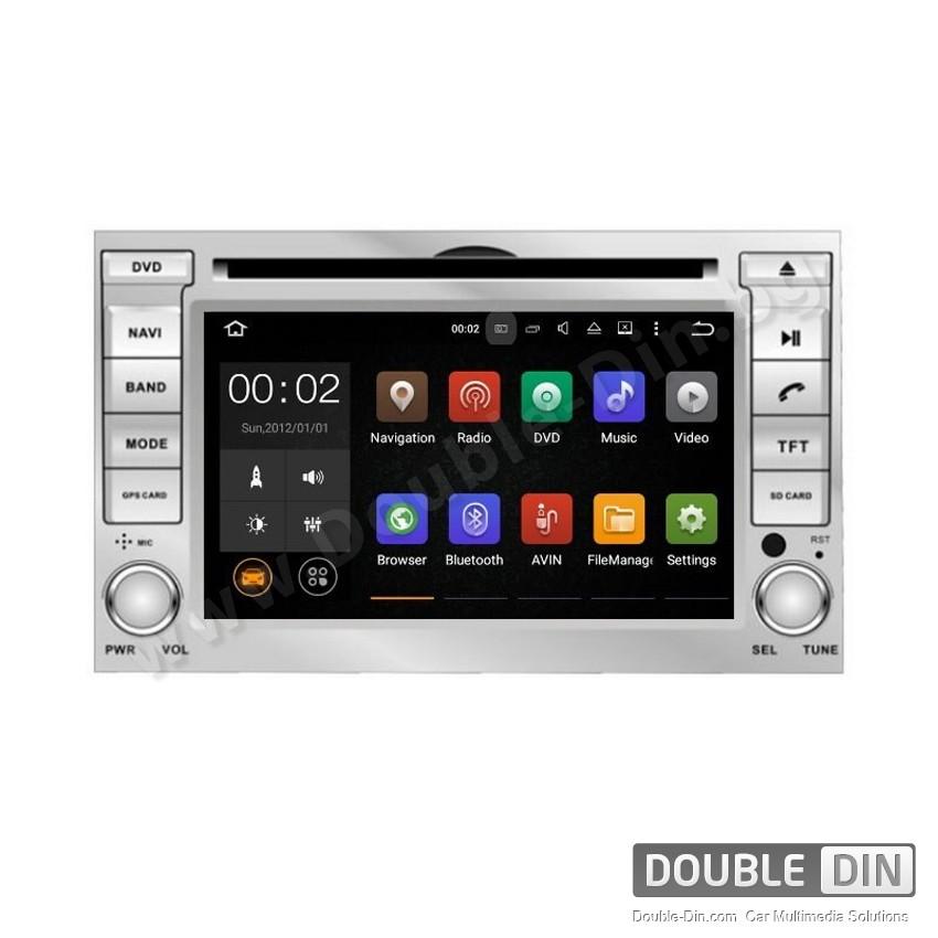 Навигация / Мултимедия с Android 9.0 Pie за Hyundai I20  - DD-HY021