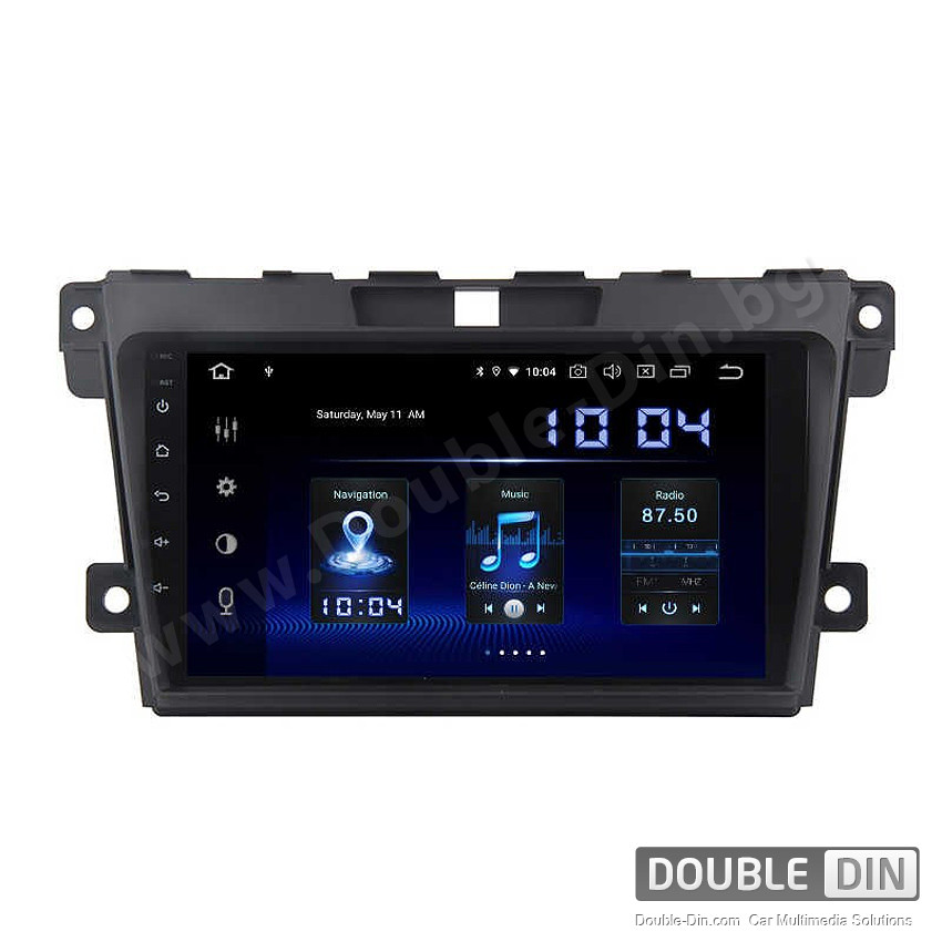 Навигация / Мултимедия с Android 9.0 Pie за Mazda CX-7 - DD-5421
