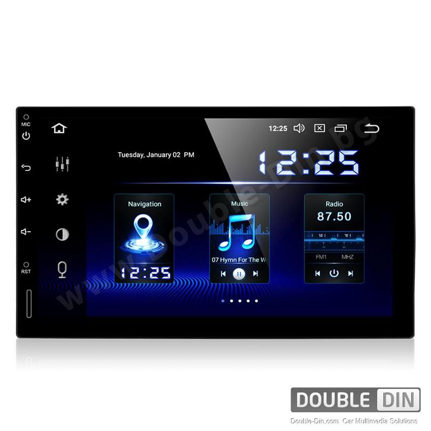 Навигация / Мултимедия с Android 9.0 Pie за Nissan Qashqai, X-Trail и други - DD-2100