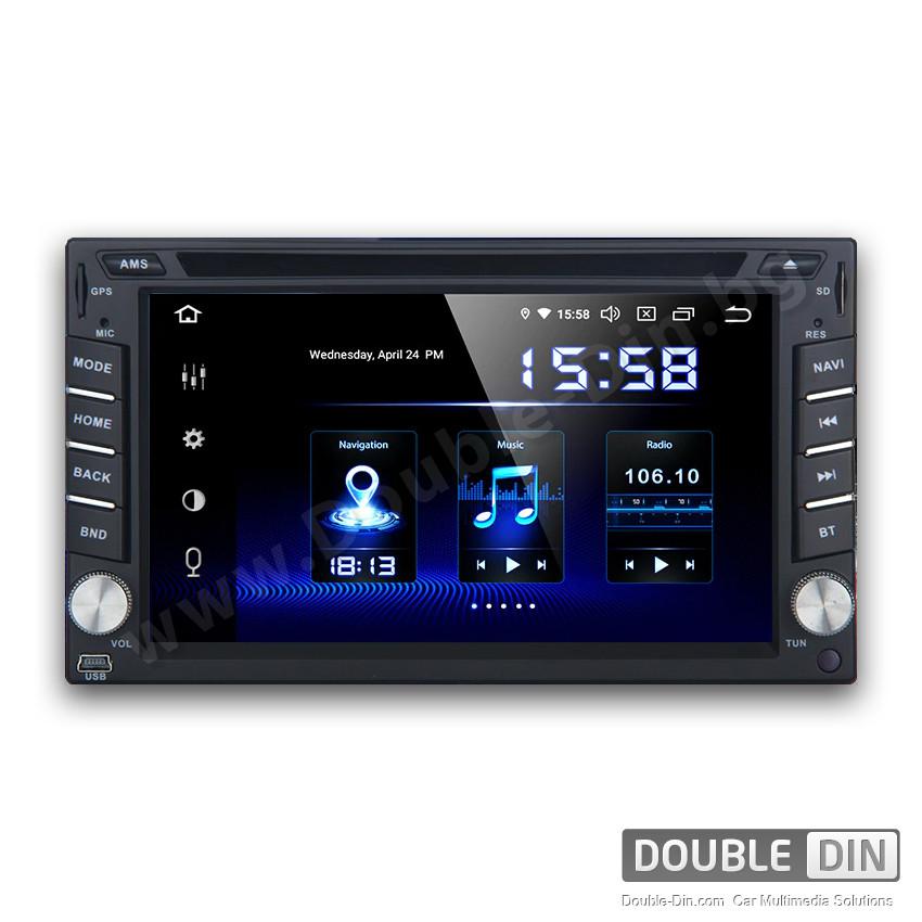 Навигация / Мултимедия с Android 9.0 Pie за Nissan Qashqai, X-Trail и други - DD-2014