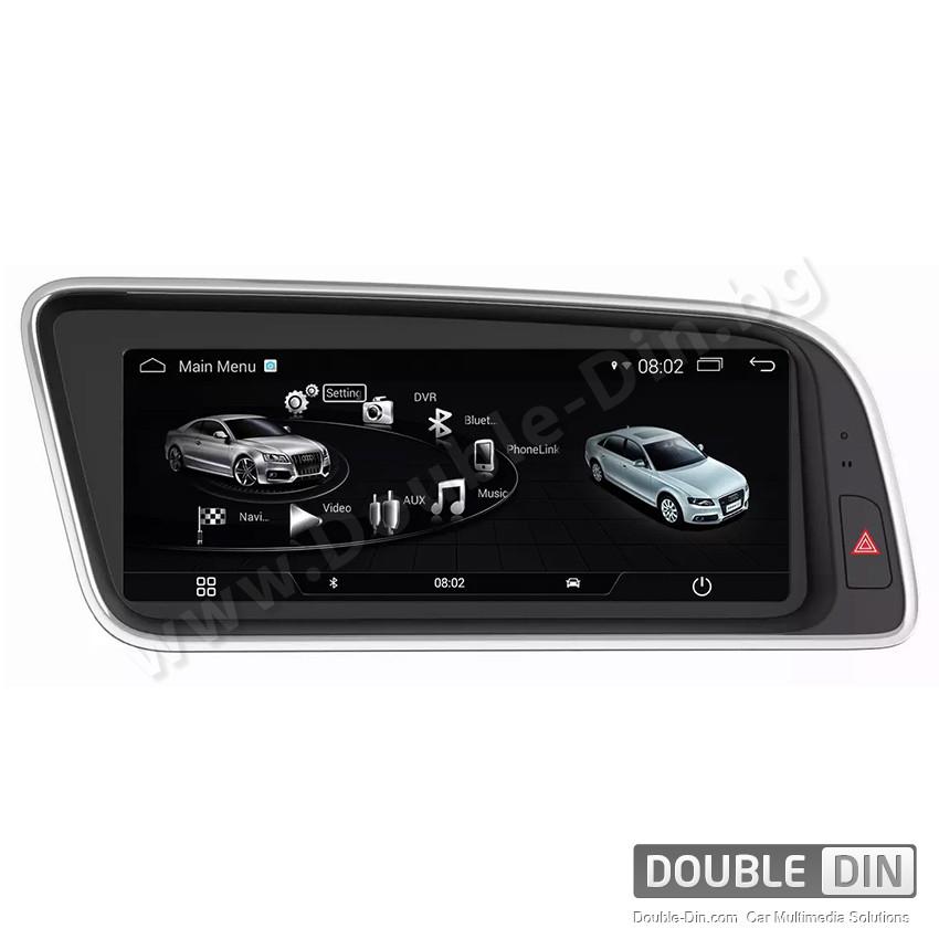 Навигация / Мултимедия с Android 9.0 Pie за Audi A4, A5, Q5 - DD-8668
