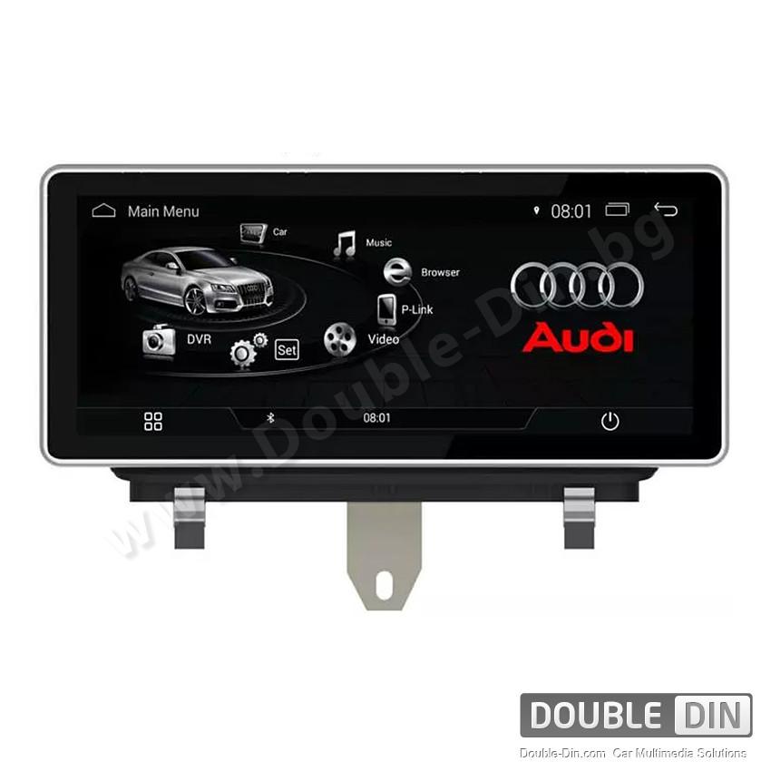 Навигация / Мултимедия с Android 9.0 Pie за Audi Q3 - DD-8667