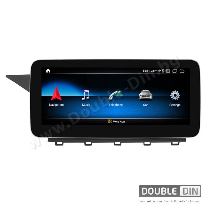 Навигация / Мултимедия с Android 10 за Мерцедес C-Class W204 NTG 4.0-4.5 с голям екран - DD-1208
