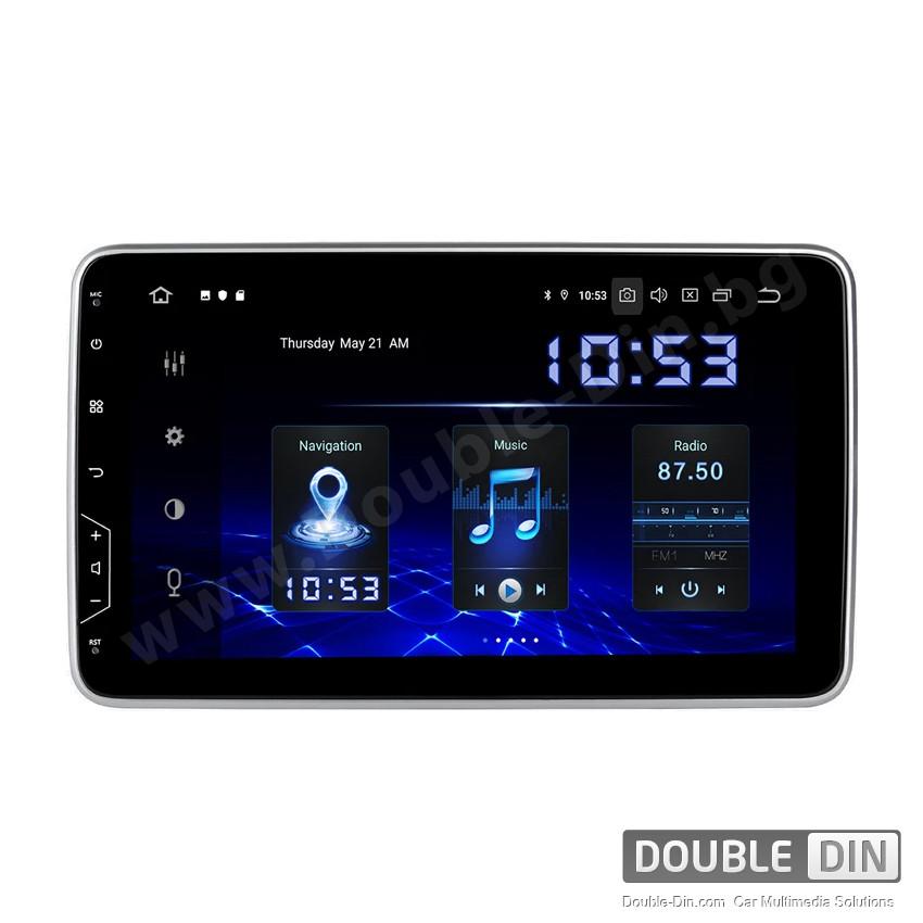Универсална Навигация / Мултимедия с Голям екран и  Android 10 - DD-2156