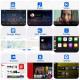 Навигация / Мултимедия с Android 10 за VW Golf, Passat, Tiguan, Touran, EOS, Caddy, Jetta и други DD-2137