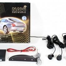 Navi Bulgaria Безжичен парктроник, LED дисплей, 4 или 8 сензора