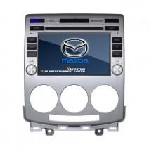 OEM Multimedia Double Din / Двоен дин DVD GPS TV за Mazda 5