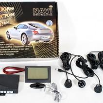 Navi Bulgaria Безжичен парктроник, LCD дисплей, 4 или 8 сензора