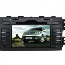 OEM Multimedia Double Din / Двоен дин DVD GPS TV за KIA Mohave / Borrego