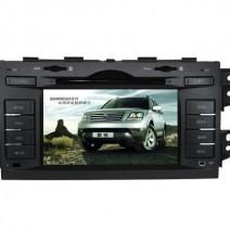 OEM Multimedia Double Din / Двоен дин DVD GPS TV за KIA Mohave / Borrego