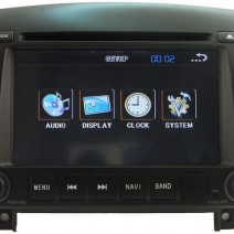 OEM Multimedia Double DIn/Двоен дин за HYUNDAI SONATA 2008