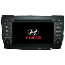 OEM Multimedia Double Din / Двоен дин DVD GPS TV за Hyundai Sonata 2009