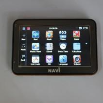 "Navi Bulgaria 4.3"" Навигация 468Mhz, WIN CE 5, 128MB RAM, FM, 4 GB памет"