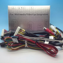 Audi MMI 2G Мултимедия Видео Интерфейс