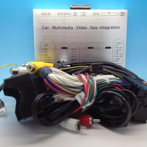 Mercedes Command NTG 2.5 Мултимедия Видео Интерфейс